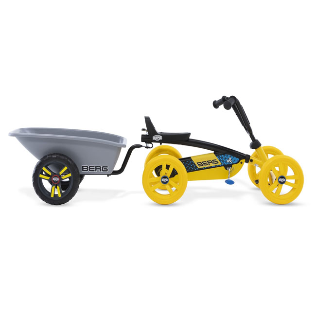Kart Berg Buzzy BSX + Remorca S